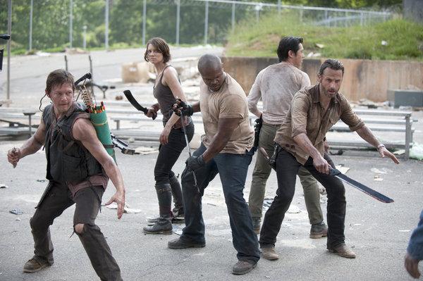 US-Fernsehserie «The Walking Dead»