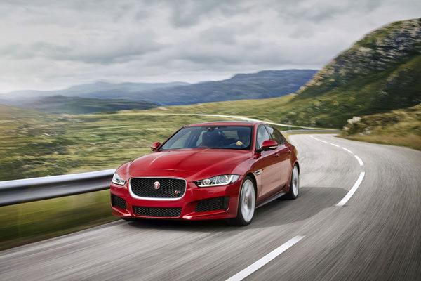 Jaguar XE zielt ab 2015 auf deutsche Mittelklassemodelle