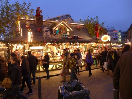 Foto zu Weihnachtsmarkt