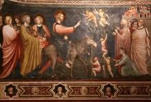 Basilica di San Nicola da Tolentino, Tolentino, Marche, Italy