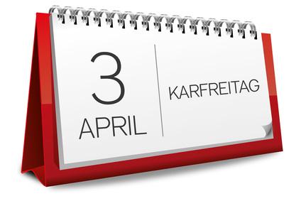 ostern kalender