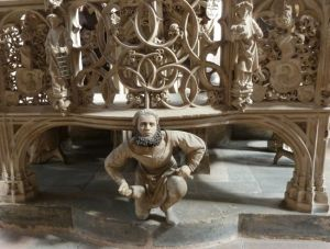 Foto: Eckhard Bieger Der Bildhauer überlebt nicht nur in seinem Werk