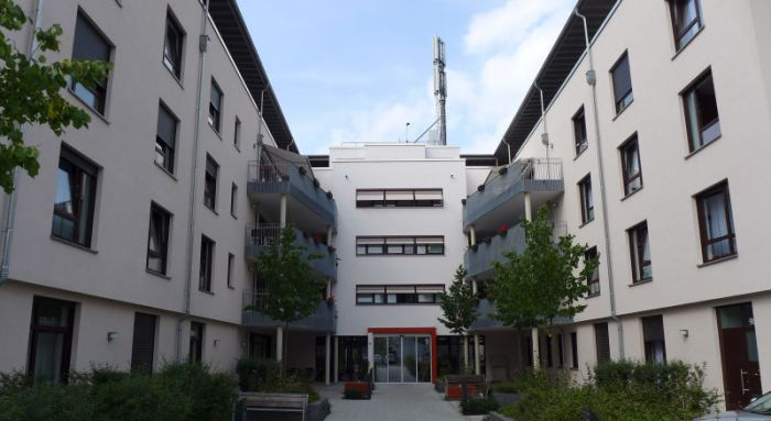 St. Katharinen-Innenhof