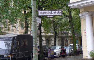 Langenscheidtstrasse